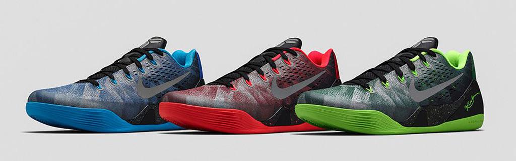 size 40 130ee e1498 Kicks  Nike dévoile la collection Kobe 9 EM  Premium  Collection