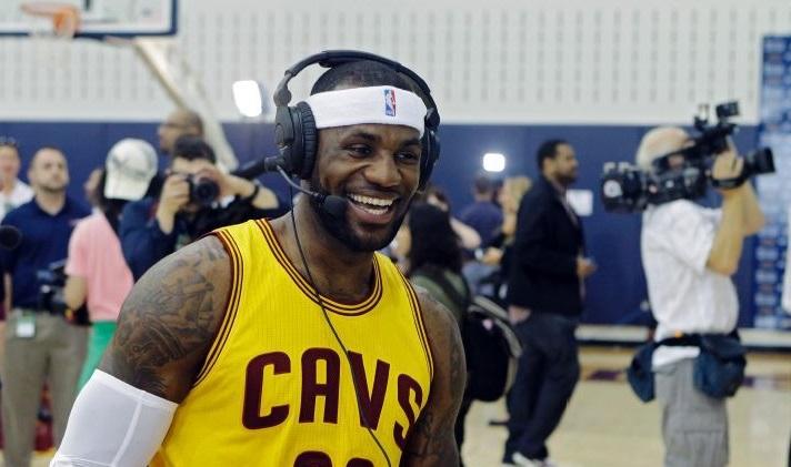 magasin en ligne 0d9c3 231cb LeBron James: ma perte de poids n'a rien à voir avec le basket