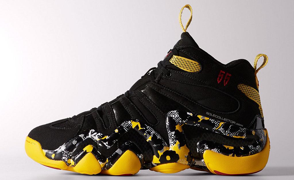 Dikembe Crazy Mutombo Les 8 Kicks Adidas Version qwxaAYRXEX