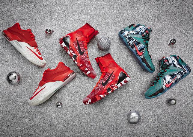 quality design 563ca 568ca Kicks  Nike dévoile sa collection pour Noël