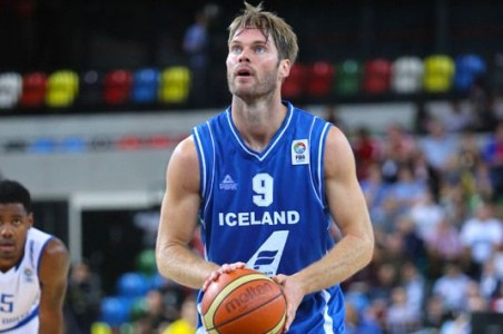 Selection Eurobasket  Islande