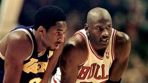 Kobe Bryant à propos de Michael Jordan : « Son respect pour moi s'est vraiment amplifié ce jour-là je pense »