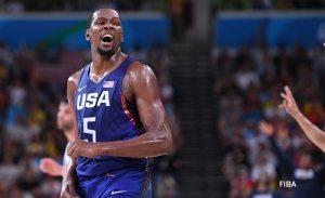 Il y deux ans les Etats-Unis et la Serbie s'affrontaient en finale des JO de Rio