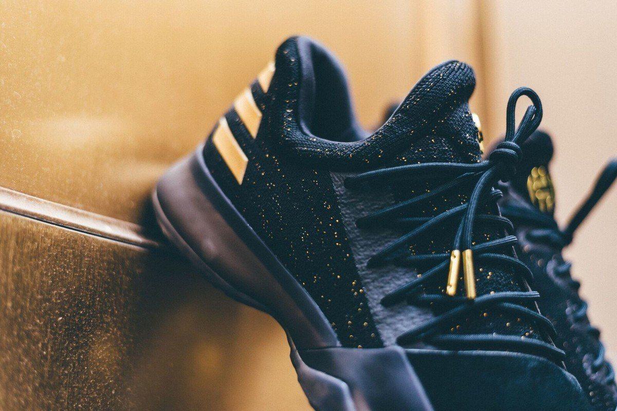 wholesale dealer e5f4c e2156 Kicks  les adidas Harden Vol. 1 « Imma Be a Star »