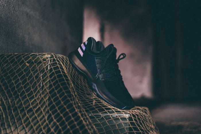 9d021b51d0e0 ... Kicks Les adidas Harden Vol. 1 « Dark Ops XENO » ...
