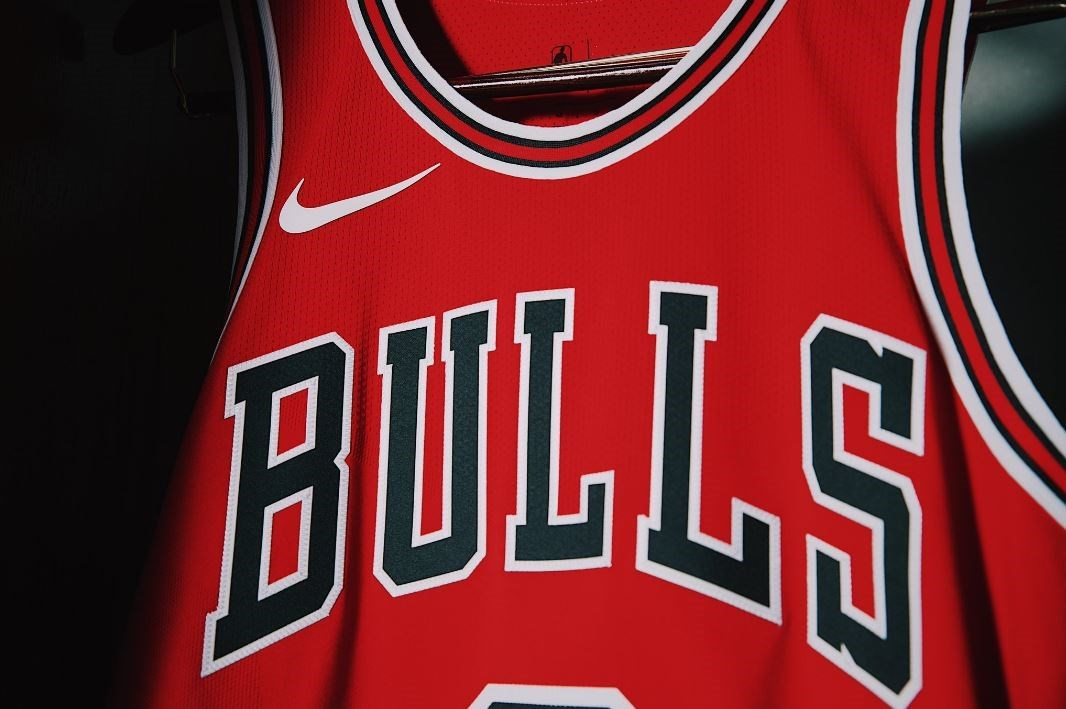 maillot bulls jordan nike