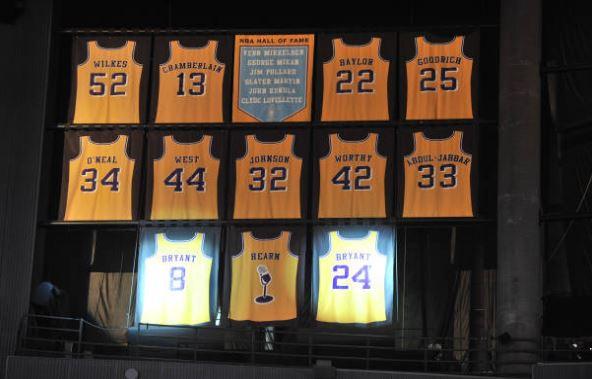 NBA從未退役球衣的5支球隊,一隊隊史五大巨星都沒資格,喬神也很無奈!