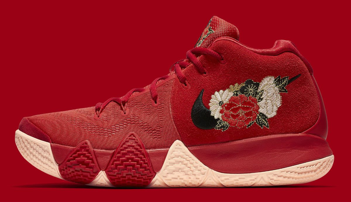 d5aa9be5eae Kicks   Les Nike Kyrie 4 « Nouvel An chinois »