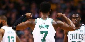 Isiah Thomas sur son poulain Jaylen Brown : «J'ai trouvé ses playoffs exceptionnels»