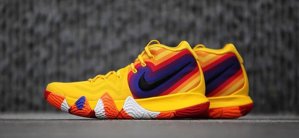 658d10ae1e8 Kicks   Une nouvelle version très colorée des Nike Kyrie 4