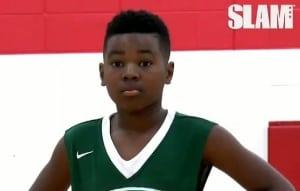 Vidéo : Bryce Maximus James, 11 ans, le shooteur d'élite de la famille