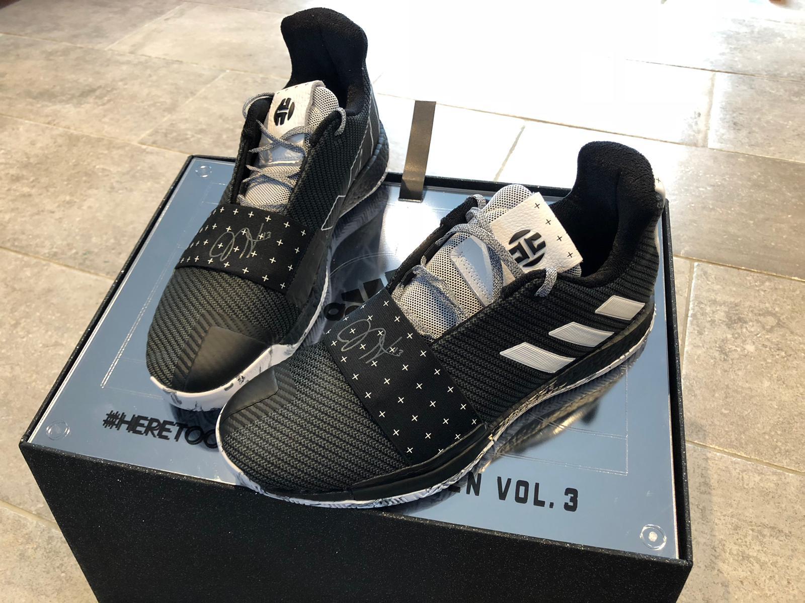 Le 3 Test Vol Adidas Kicks Des Harden vOTOAq