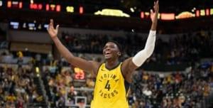 Victor Oladipo torture les Knicks, 26, 7 et 5 pour son 3ème match depuis son retour