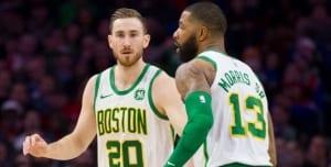 Gordon Hayward incertain pour le choc Celtics – Bucks