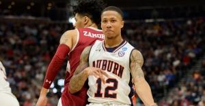NCAA March Madness : Auburn a eu très chaud ! Louisville déjà out !