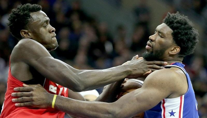 Raptors Vs Sixers Cest Aussi Douala Vs Yaound Joel