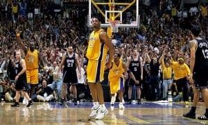 Il y a 17 ans Robert Horry crucifiait les Sacramento Kings après un énorme comeback