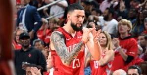 Austin Rivers explique sa décision de re-signer aux Rockets malgré de meilleures offres