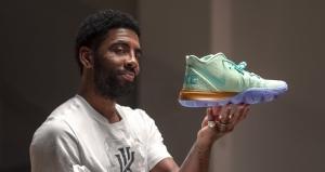 Kicks : la collection Nike Kyrie 5 «Bob L'éponge»