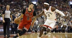 Zach LaVine : «Il y a encore des gars en NBA qui sont capables de rentrer ces tirs, et je pense en faire partie»