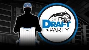 orlando magic draft party