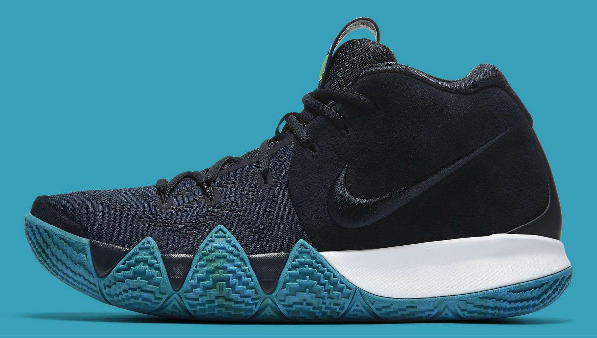 71ae9687e53 Un des premiers coloris des nouvelles Nike Kyrie 4 verra sortir le 6  janvier