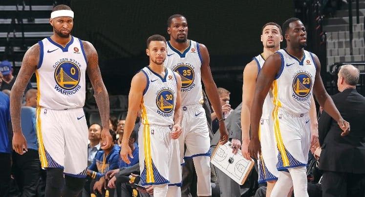ed7e99ccad60 Kevin Durant évoque l arrivée de DeMarcus Cousins aux Warriors