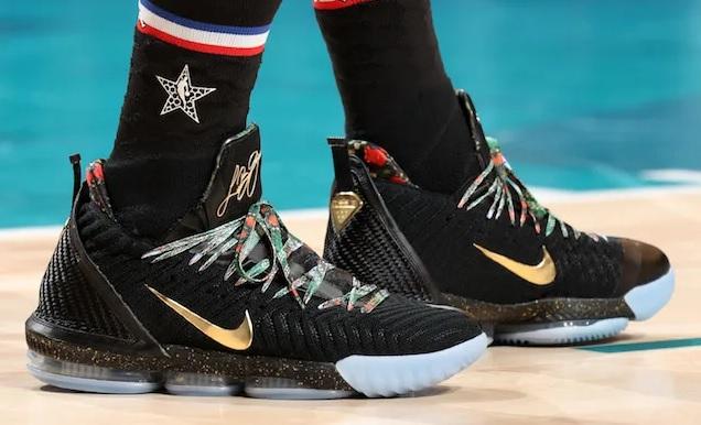 Kicks : Toutes les chaussures portées lors du All Star Game NBA