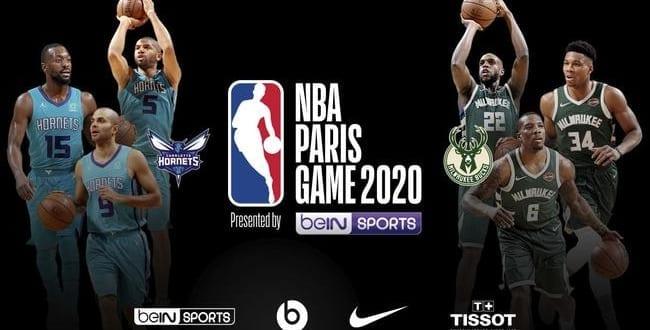 Nba Calendrier 2020.Nba Paris Game 2020 La Nba Devoile Les Dates D Ouverture