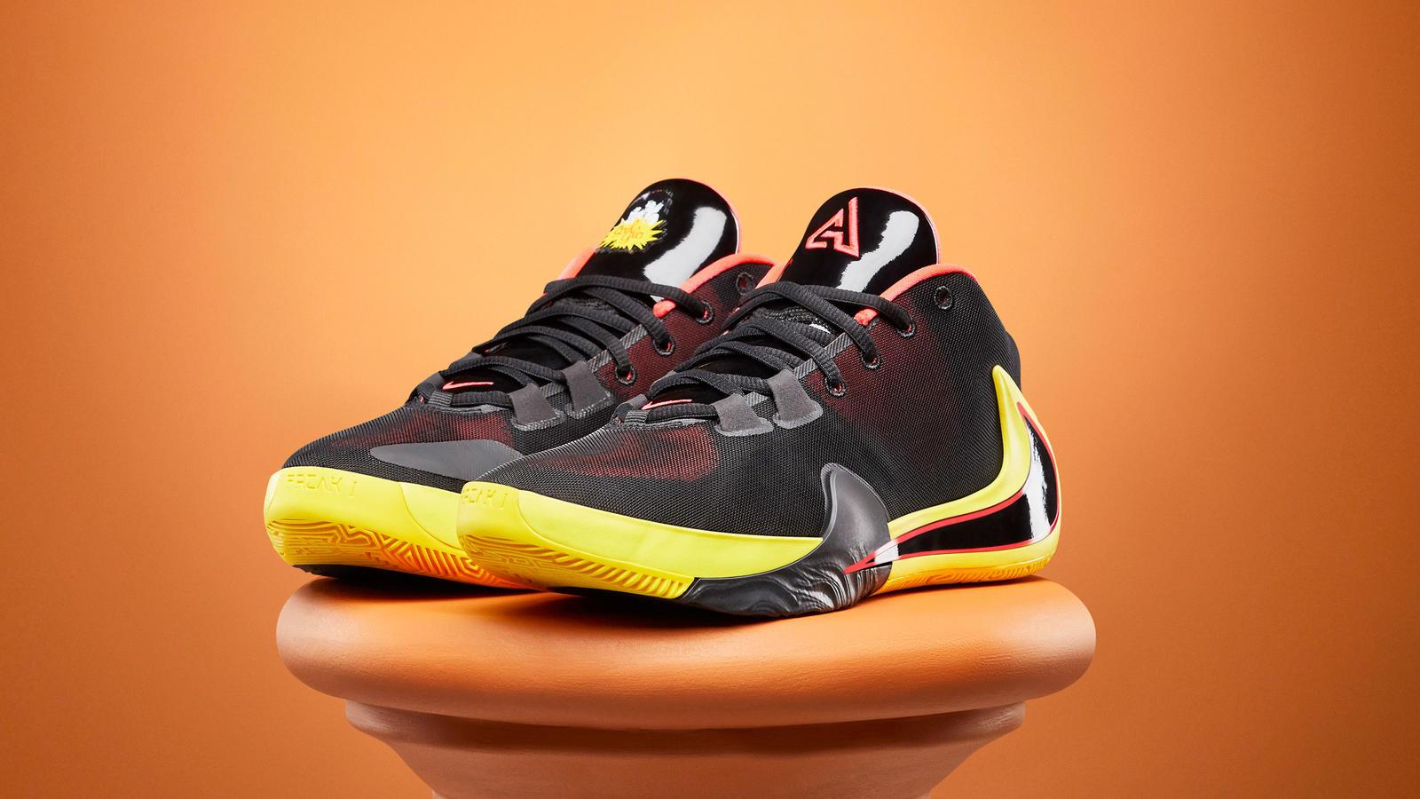 Kicks : Les Nike Zoom Freak 1