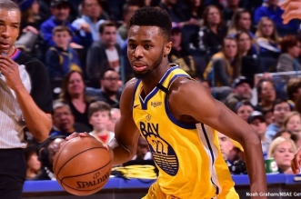 Andrew Wiggins Warriors